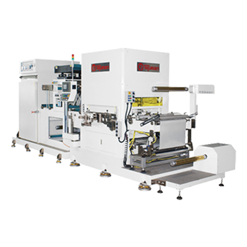 HIGH-ACCURACY ROLL-TO-ROLL AUTOMATIC FEED CUTTING MACHINE TRC-350SP