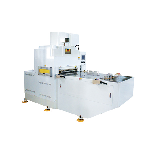 High-accuracy Multi-Function Hydraulic Cutting Machine - CSS-603M