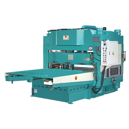 Precision Hydraulic Four Column Type Automatic Feeding Cutter - CSS-806A