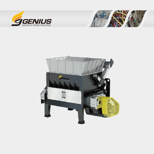 Single Shaft Shredder (Kroko Series)