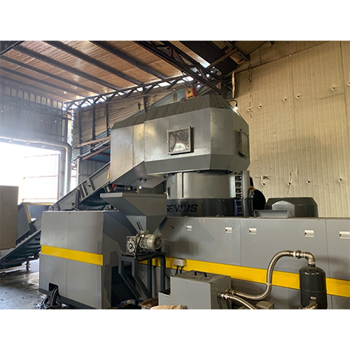 Success Story - Cutter Compactor Plastic Recycling Machine