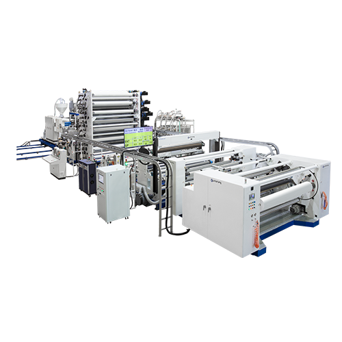 Automatic Cast PE Breathable Film Line