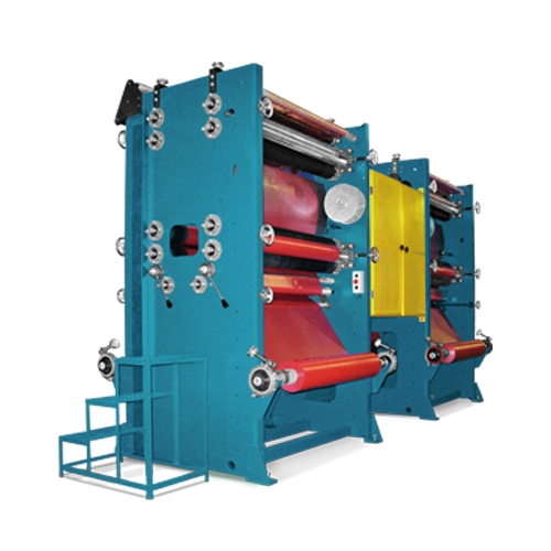 Film Slitting Extension Machine
