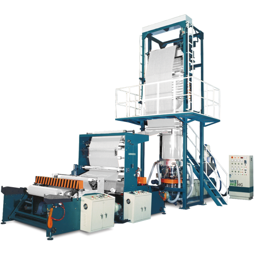 HDPE Blown Film Machine