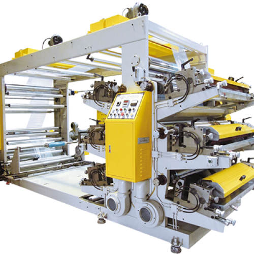 Off-line Flexo Printing Machine  LL-6000
