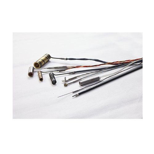Heater and Thermocouples