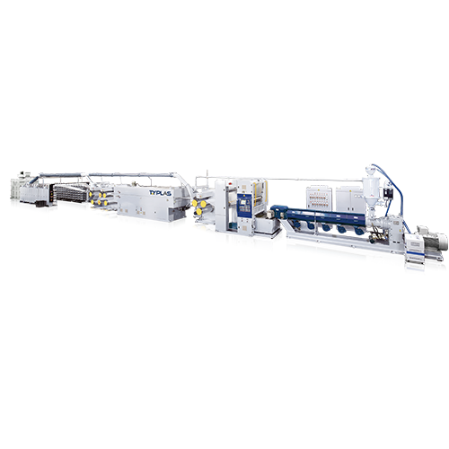 PP Tape Line Making Machine-TY-TLM Series