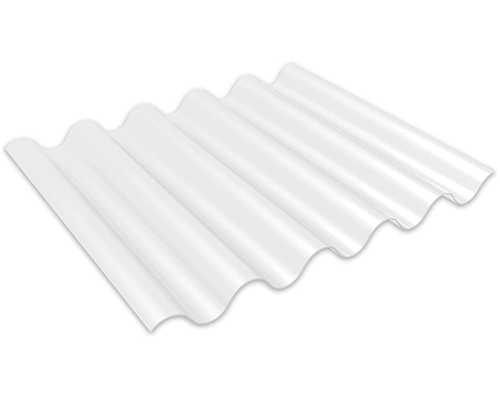 POLYCARBONATE CORRUGATED SHEET-L20
