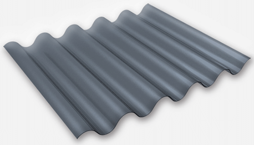 UV-CPP PLASTIC CORRUGATED SHEET