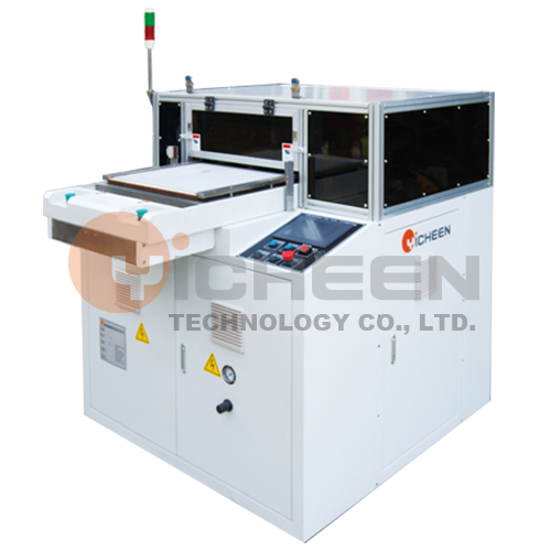 High Precision Die Cutting Machine (Full electrical, one sheet feeding)