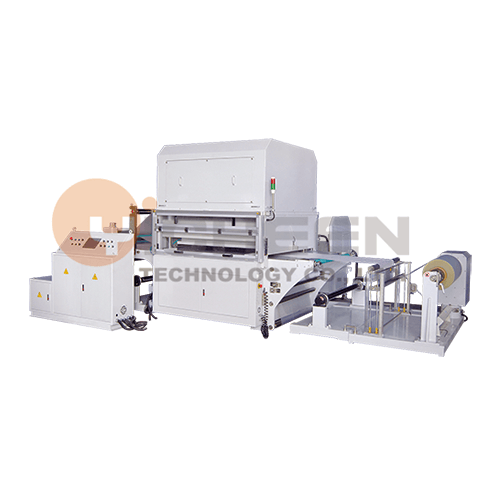 High Precision Hydraulic Type Die Cutting Machine