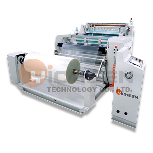 High Precision Servo type Slitting & Cutting Machine
