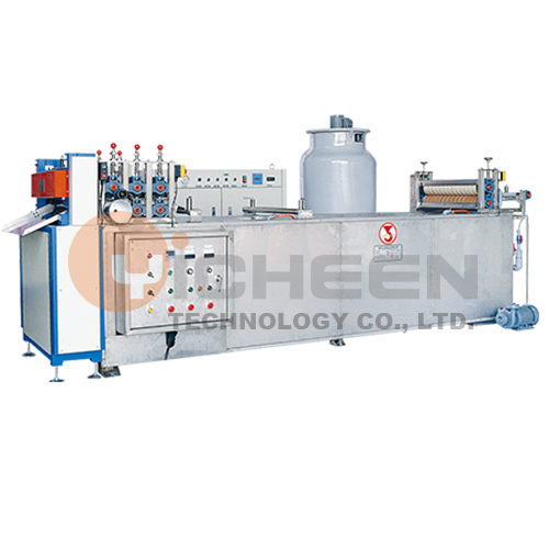 Rubber Cooling Machine