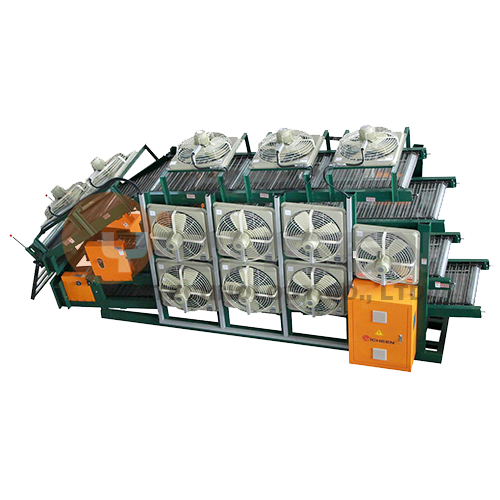 Conveyer of Fan Cooling Machine FCC