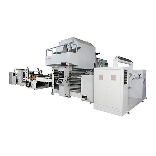 Extrusion Coating Lamination Machine For Flexible Packaging
