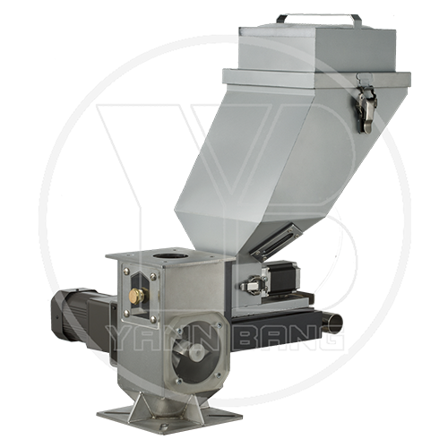 Gravimetric Master-Batch Feeder (MF-G)