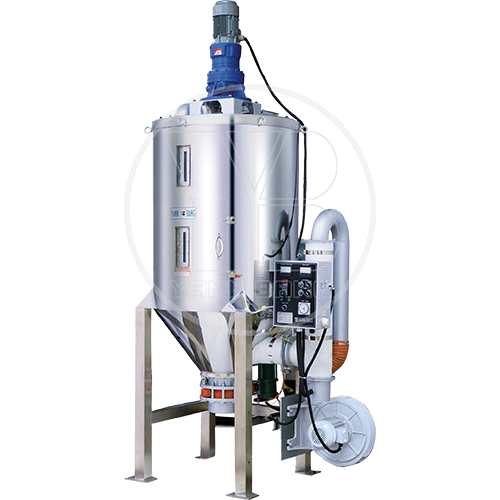 Crystallized Hopper Dryer(CHD)