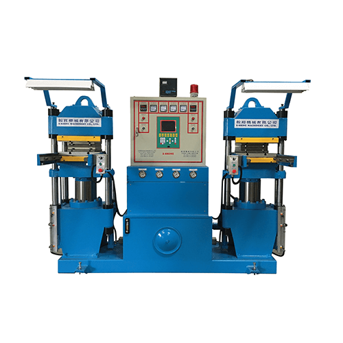 High-Speed Hot Press Molding Machine