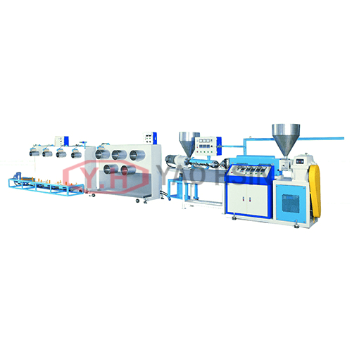 Tethlin Weaving Extruder