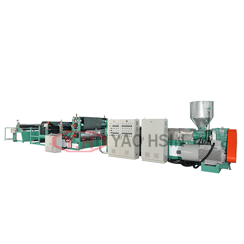 PVC TPR Adhering Machine Of Car Mat