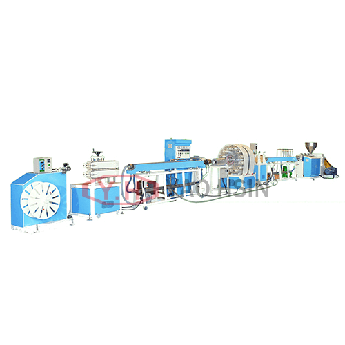 PVC Wire Pipe Machine