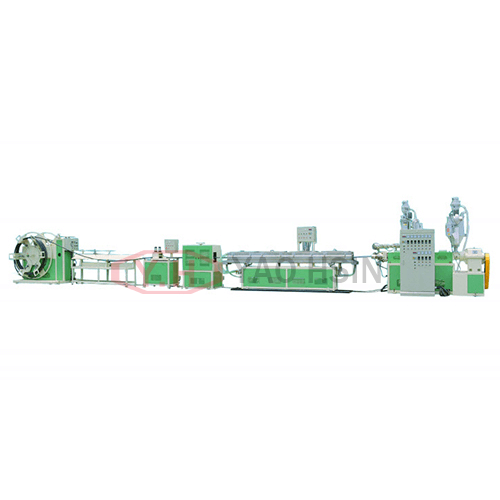 PVC,PE,ABS Pipe Machine