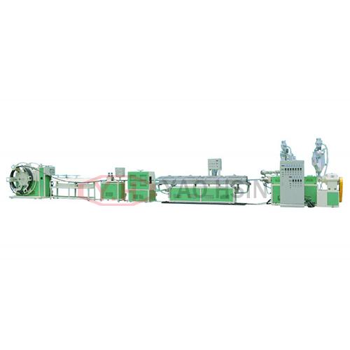 PVC,PE,ABS管材製造機