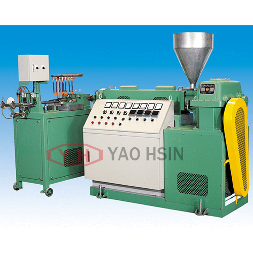 Plastic Spring Molding Machine For The Bind Of Detachable Leaves
