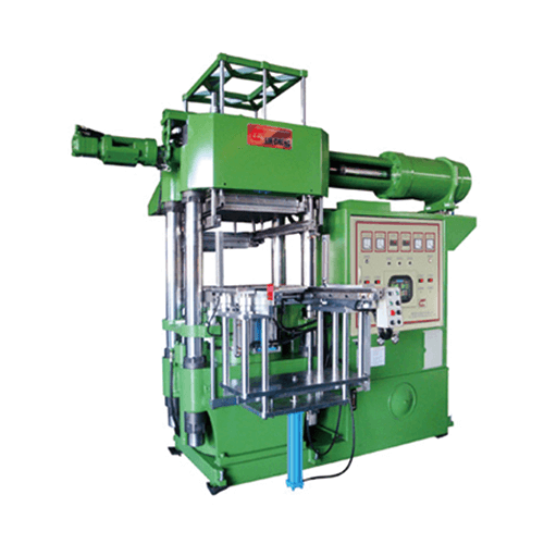 2RT Mold-Open None Runner-Waste Rubber Injection Molding Machine