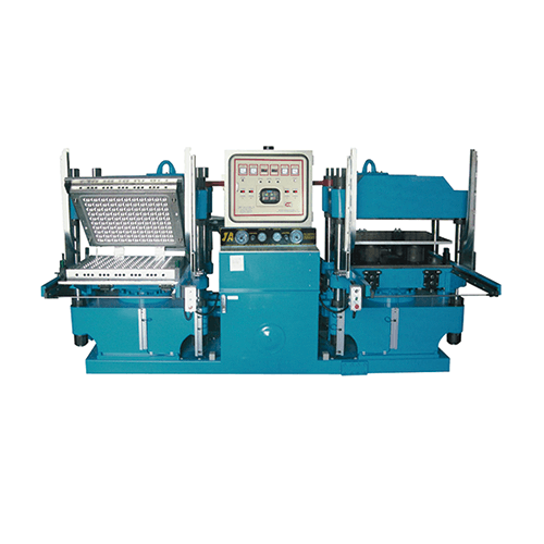 Sphere Rubber/Silicon Compression Molding Machine