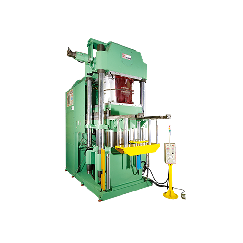 2RT Mold-Open Tire Bladder Rubber Back-Injection Molding Machine