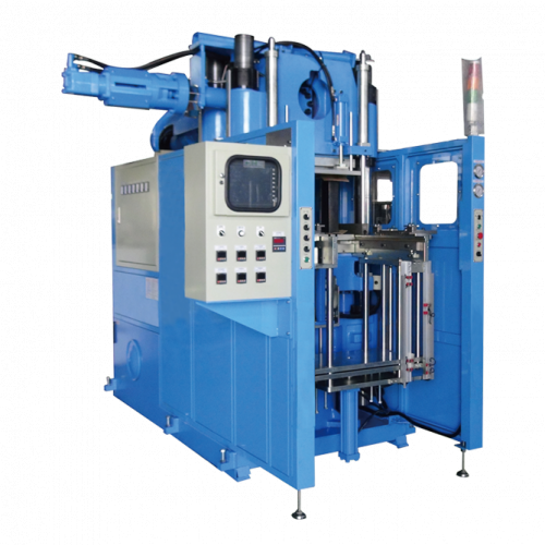 Rubber Back-Injection Molding Machine