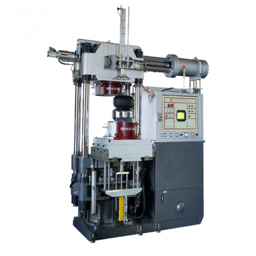 2RT Mold-Open Tire Bladder Rubber Injection Molding Machine