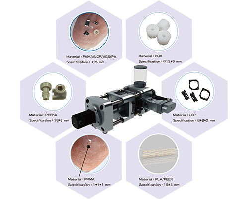 Micro Injection Molding  Machines