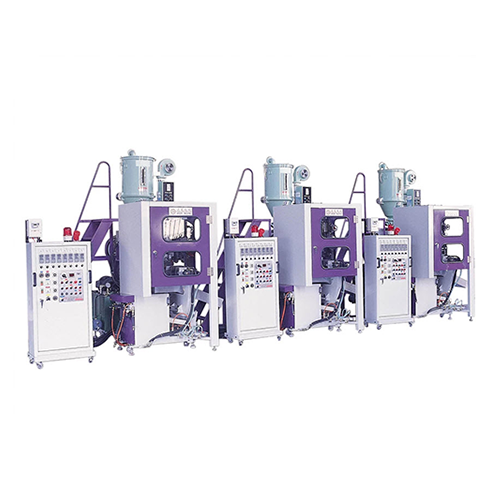 Blow-molding Machines(Model: ADM-B40DG)