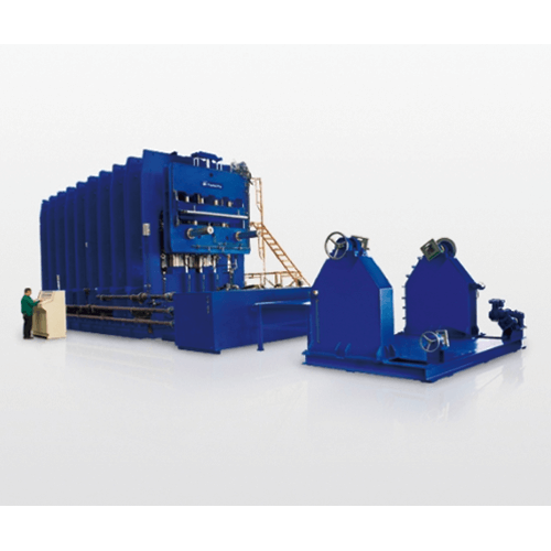 Steel Cord Conveyor Belt Vulcanizing Machine