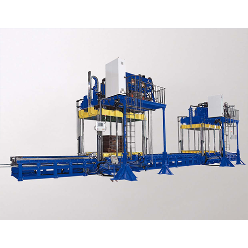 Fiberglass Products Forming Machine