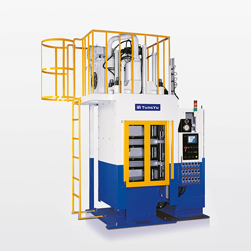 Multi-layer Type Compression Molding Machine