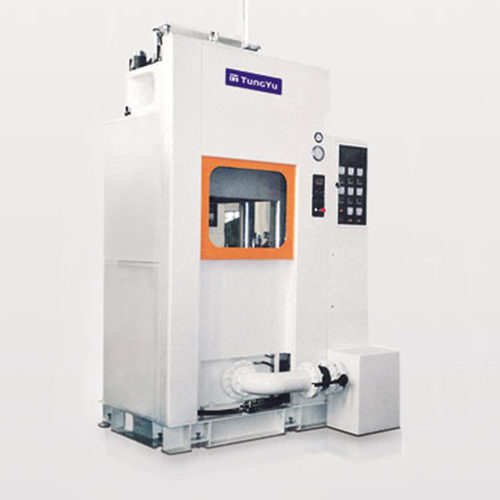 Clean Room Vacuum Rubber Compression Molding Machine