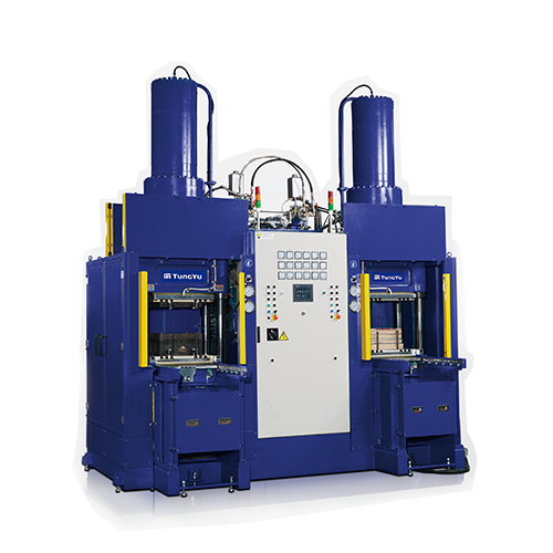 Transfer Injection Type Compression Molding Machine