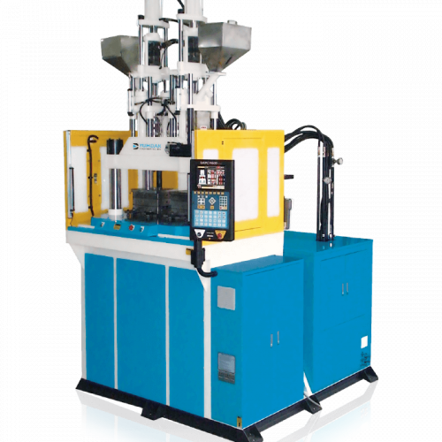 YD Vertical Four-Column/Two-Color Rotary Table-Vertical Clamping and Vertical Injection Molding Machines