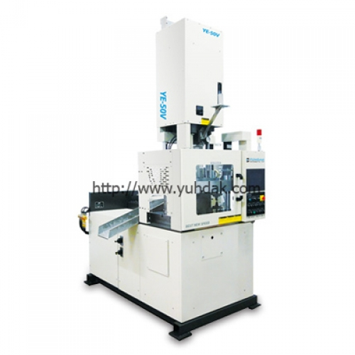 Vertical Electric Injection Molding Machine-YE-50V