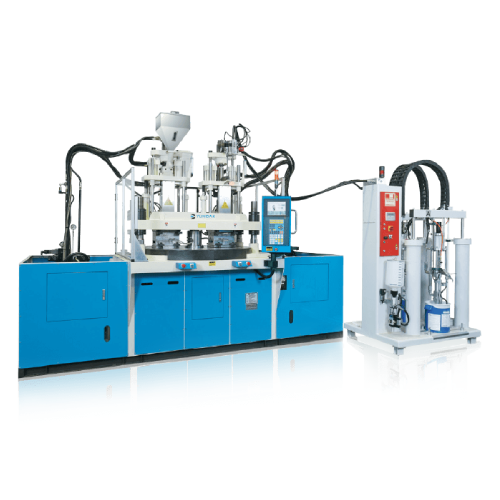 Silicone Double Injection Machine - YD Series