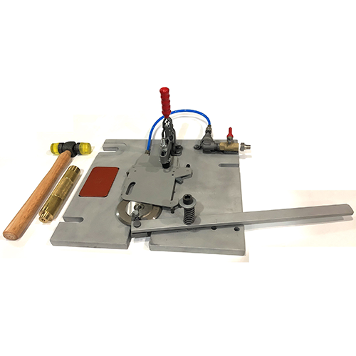 Knife disassembly and installation device T1
