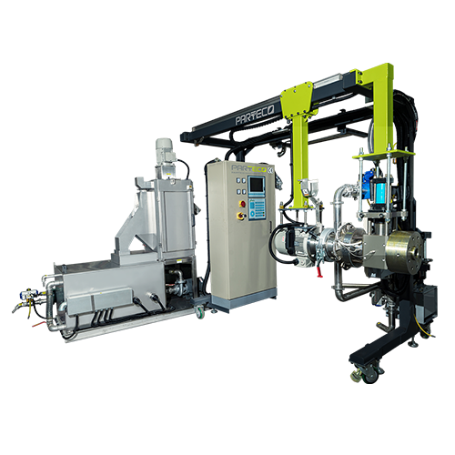 GRANULATING SYSTEM: Underwater Pelletizer