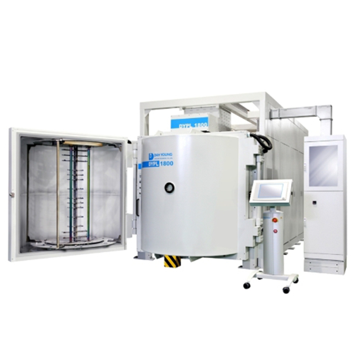 Hybrid coating machine(Frame)