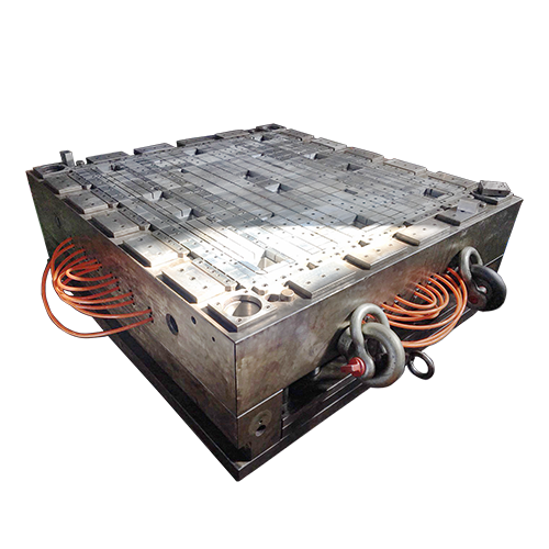 Plastic Pallet Injection Mould Making