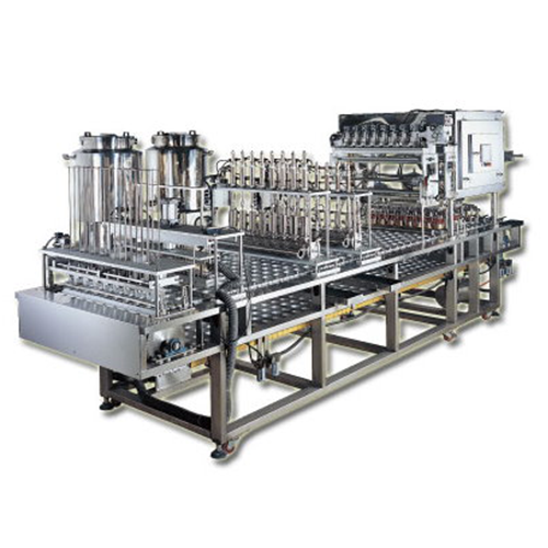 PSM - 8 Cup & Tray Automatic Filling & Sealing Mac