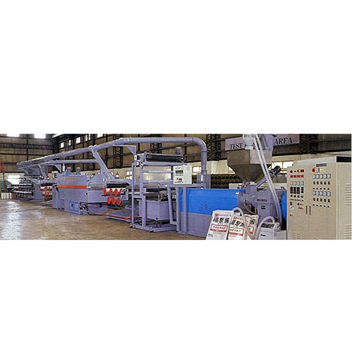 PP. & PE. FLAT YARN MAKING MACHINE WHOLE PLANT PROJECT FOR CEMENT/WOVEN BAG