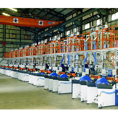 HDPE Twin Head Type Super High Speed Blown Film Line